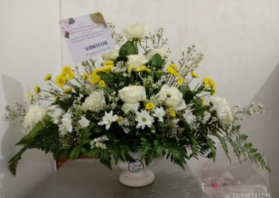 Bunga Vas Makassar