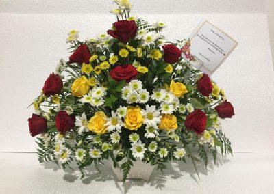 jual bunga vas